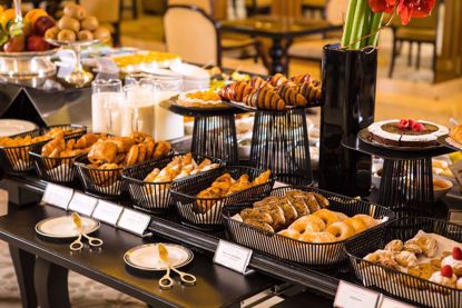 Picture of Buffet Breakfast for two at the Hassler