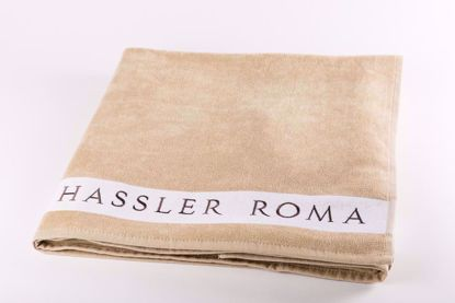Picture of HASSLER Beige Beach Towel