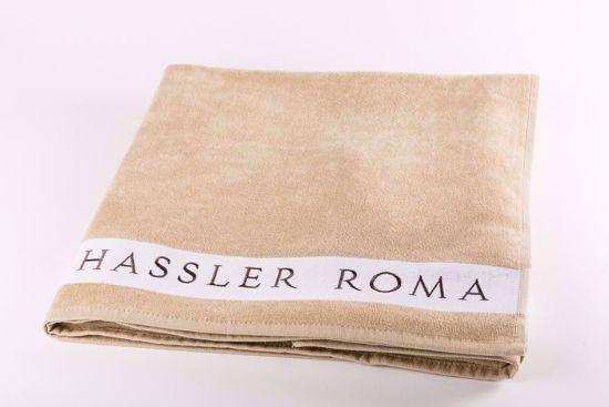 Picture of HASSLER Beige Beach Towel