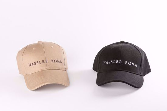 Picture of Hassler fabric Baseball Cap