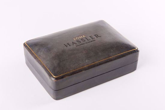 Picture of Hassler Leather Box