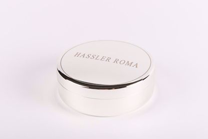Picture of Hassler small silver-plated box
